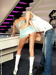 Sultry Cynara Fox who gets banged...